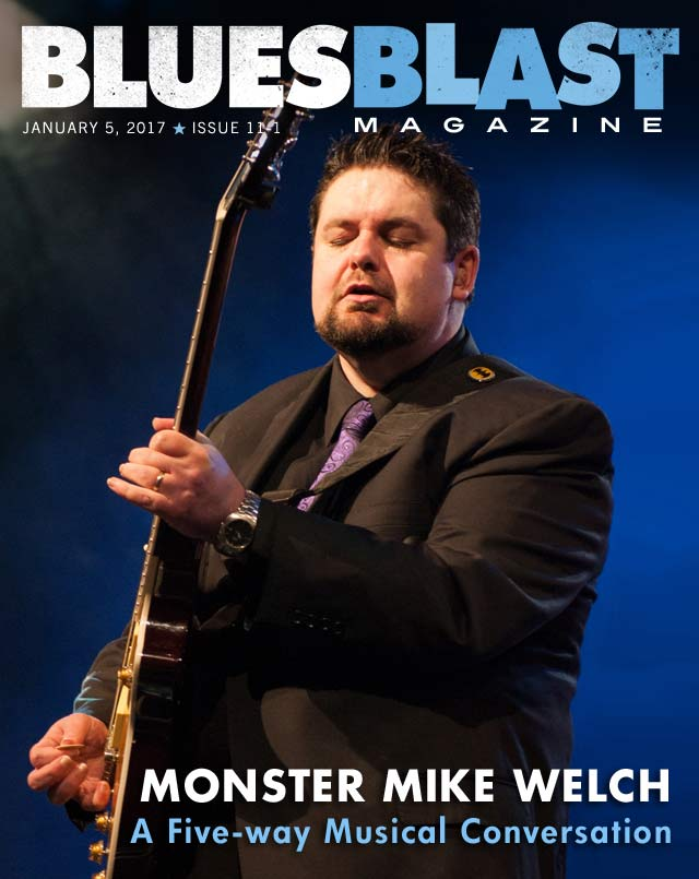 monster mike welch cover photo
