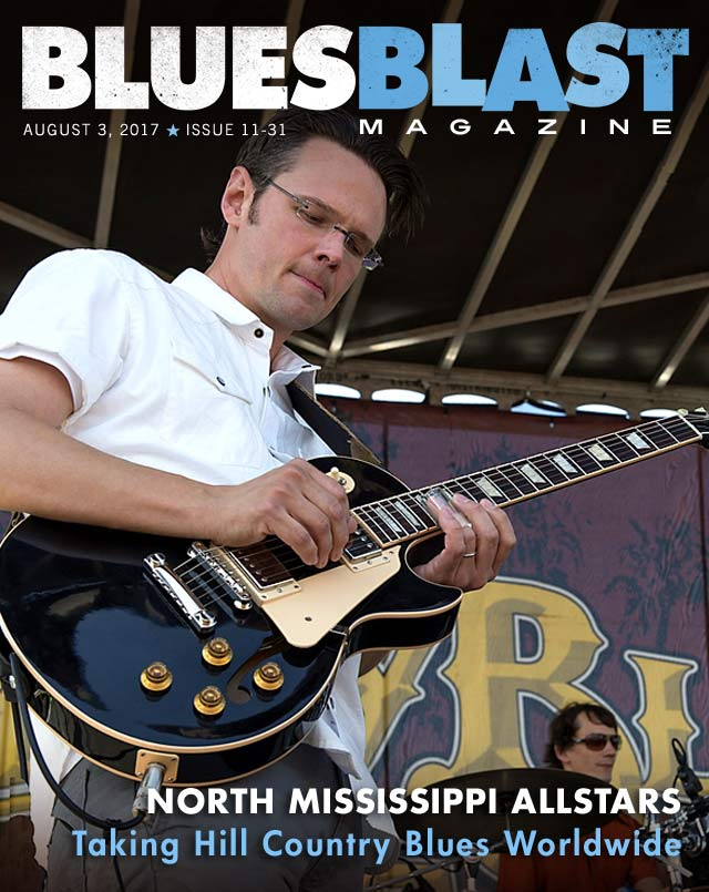 Issue 11 31 August 3 2017 Blues Blast Magazine