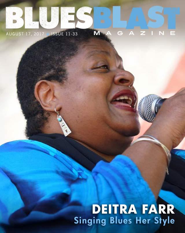 Issue 11-33 August 17, 2017 – Blues Blast Magazine