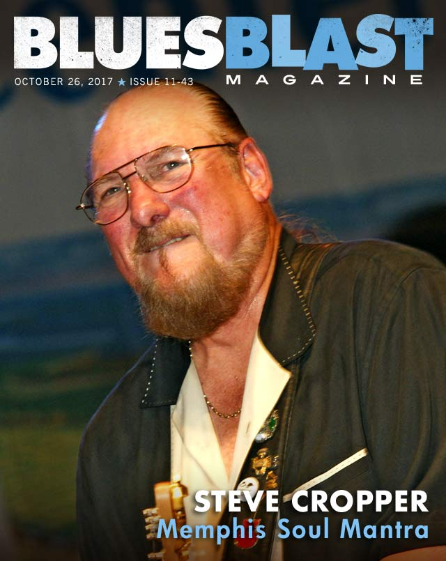 Steve Cropper cover image