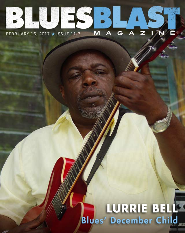 cover image of lurrie bell