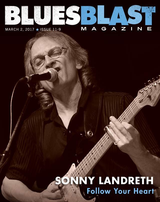 sonny landreth cover image