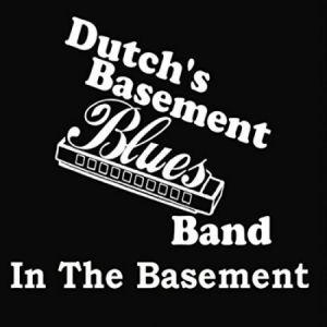 dutch's basement blues band cd image