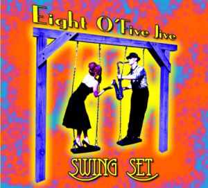 eight o five jive cd image