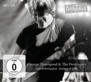 george thorogood cd image