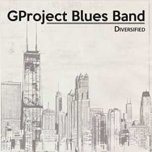 gproject blues band cd image