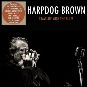 harpdog brown cd image