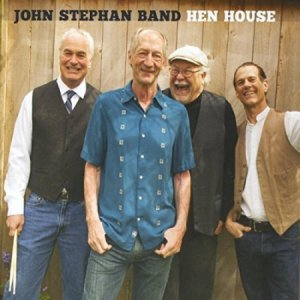 john stephan band cd image