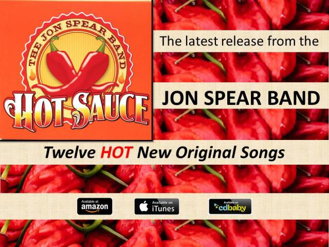 jon spear band ad image