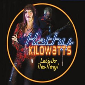 kathy and the kilowatts cd image