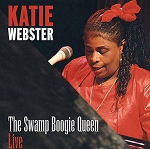 katie webster cd image