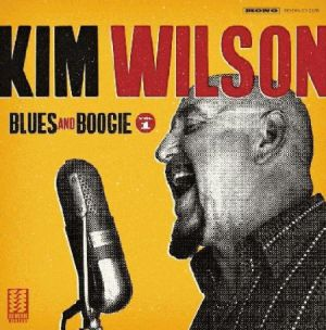 Kim Wilson CD image