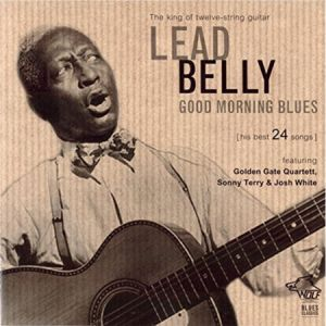 lead belly cd image