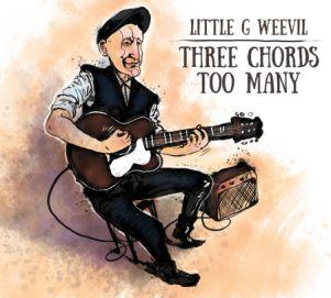 little g weevil cd image