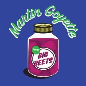 martin gpyette cd image