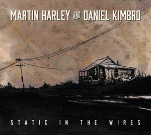 martin hartley and david kimbro cd image