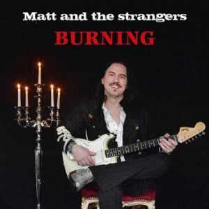 matt and the stranger cd image