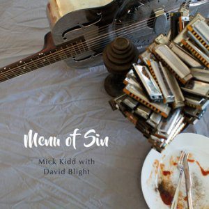 mick kidd cd image