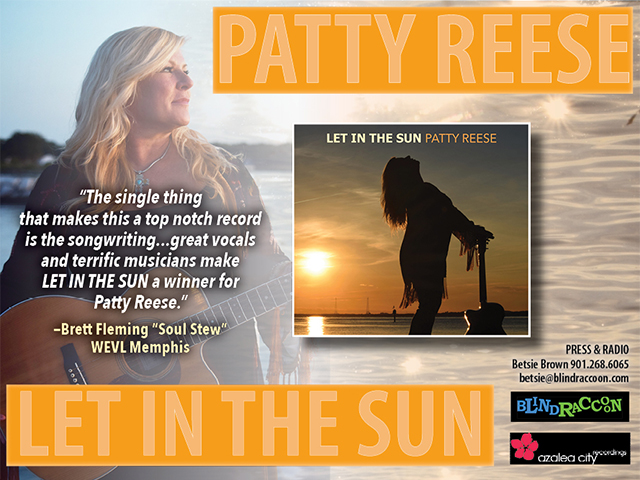 patty reese ad image