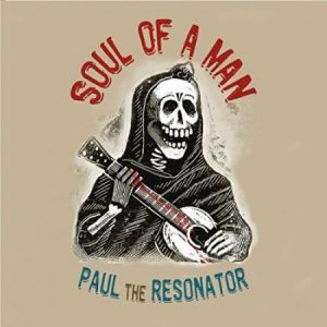 paul the resonator cd image