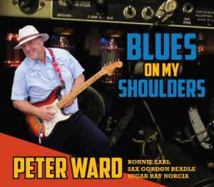 PETER Ward cd image