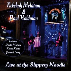 rebekah Meldrom paul holdman cd image