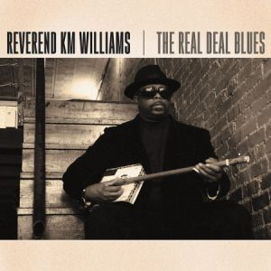rev km williams cd image
