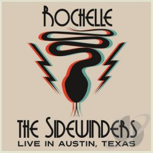 rochelle and the sidewinders cd image