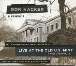 ron hacker cd image