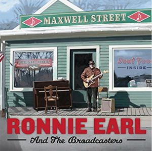 ronnie earl cd image