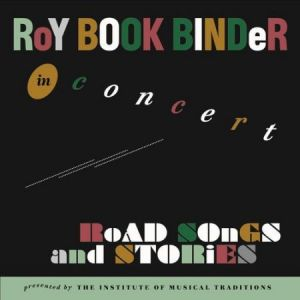 roy book binder cd image