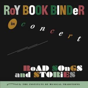roy book binder cd image