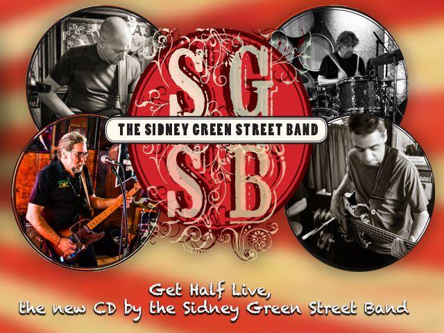 sidney green street ad image