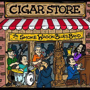 smooke wagon blues band cd image
