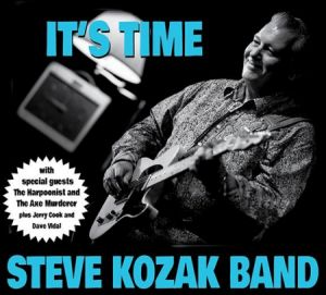 steve kozak band cd image