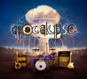 the apocalypse blues revue cd image