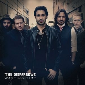 the disparrows cd image