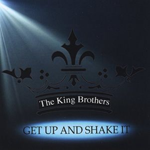the king brothers cd image