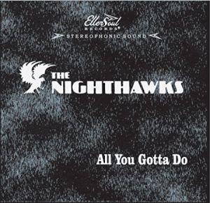 the nighthawks cd image