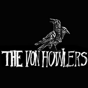 the von howlers cd image
