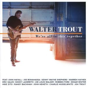 walter trout cd image