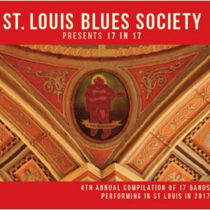 st. lousi blues society presents cd image