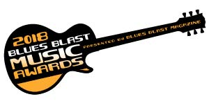 2018 blues blast awards logo image