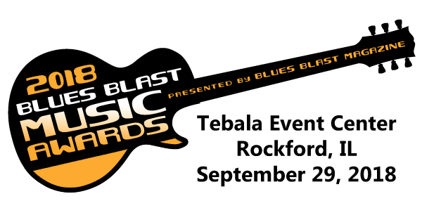 Blues Blast Awards logo image