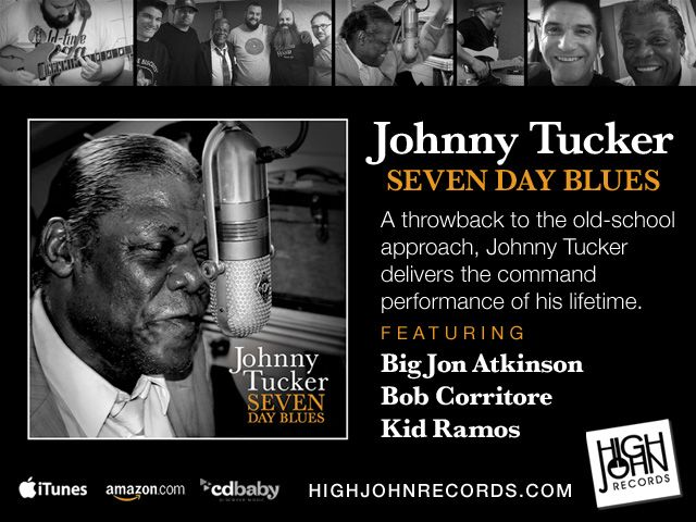 johnny tucker cd ad image