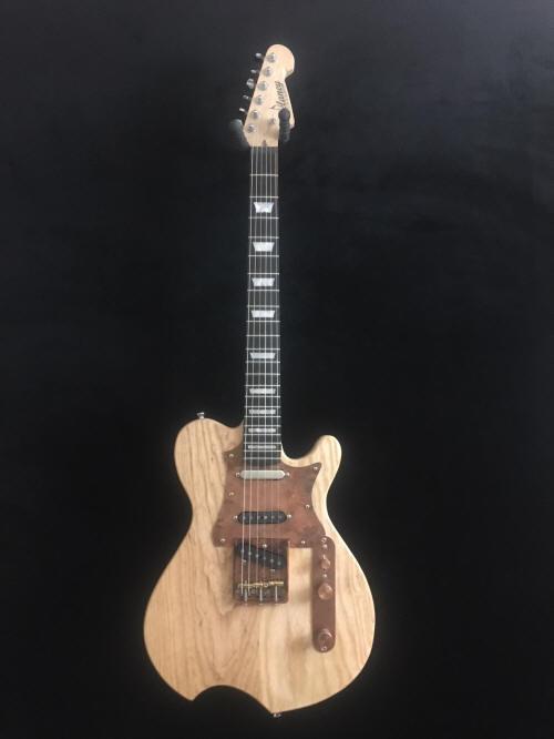 bob kieser guitar image 1
