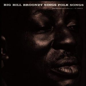 big bill broonzy LP album cover image