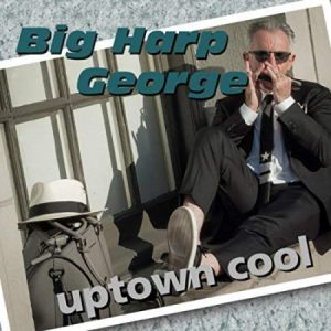 big harp george cd image
