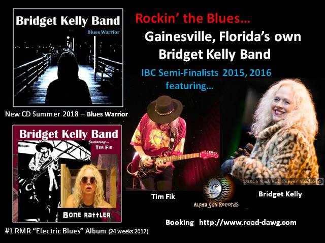 bridgey kelly band ad image