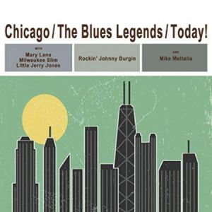 chicago blues legends today cd image